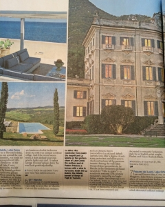 The Sunday Times Travel Section