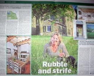 Sunday Times Home Centrefold