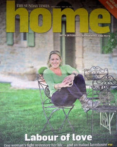 Sunday Times Home Cover Shot
